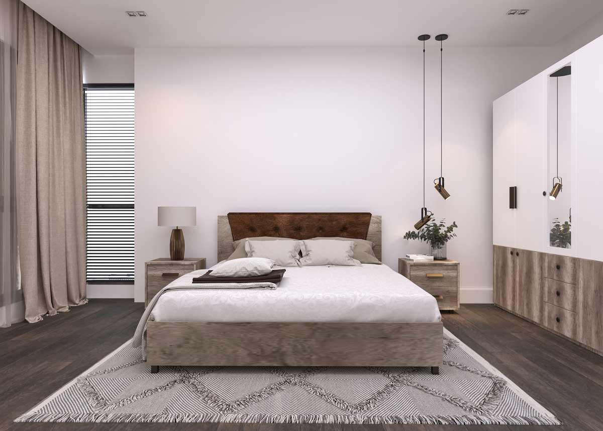 غرف نوم 160 سم
