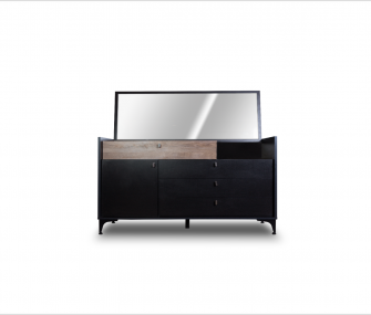 METROPOL-EM Dresser with mirror