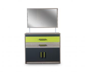 EM-ENERGY Dresser with mirror