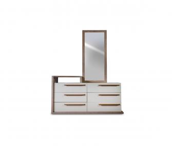 LEGO-EM Dresser with mirror