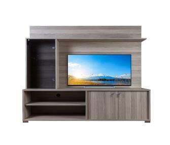 beige tv unit, living room, hub furniture
