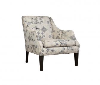 beige armchair, armchair, living room