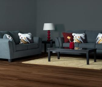 Dark Grey Living Room Set