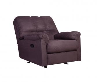 Dark Brown Recliner Chair, modern living room,Hub Furniture,Living room