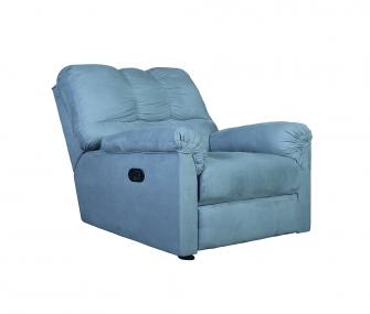 Light blue Recliner chair, modern living room,Hub Furniture,Living room