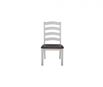 white classical wooden dining chair, Dining room furniture,Hub Furniture,dining room