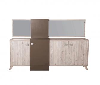 modern buffet, wooden, dining room, hub furniture