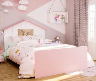 EM-MICASA-BD Bed 120 cm