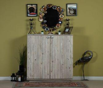 wooden shoe rack, hub furniture, modern