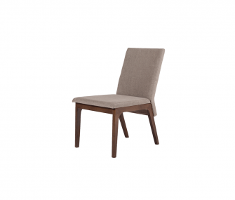 fabric brown dining chair, Dining room furniture,Hub Furniture,dining room
