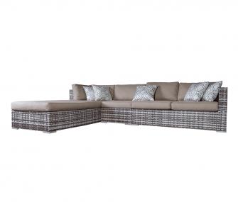 tan outdoor corner sofa set,hub furniture,garden furniture