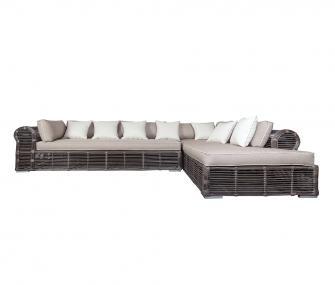 outdoor corner sofa,hub furniture,garden furniture