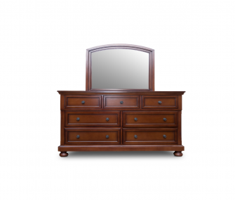 FW-B697-31-36 Dresser with mirror