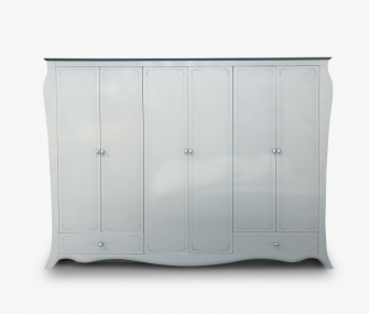white wardrobe, 6 doors wardrobe, wardrobes
