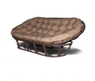 GO-025-2-BROWN Relax Sofa