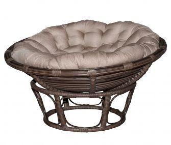 brown, outdoor chair, rattan