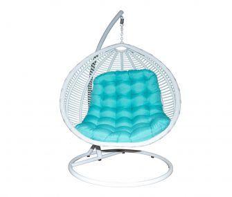 white, blue, hammock
