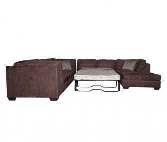 AE-847-38-34S-13 U-Shape with sofa bed