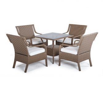 beige, white, outdoor furniture