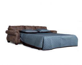 brown, sofa bed, hub furniture