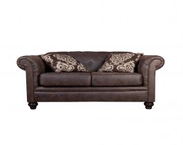 brown loveseat, classy loveseat, living room