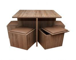 beige coffee table, Dining room furniture,Hub Furniture,dining room