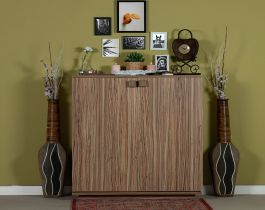 wooden , shoe rack, hub furniture, modern shoe rack