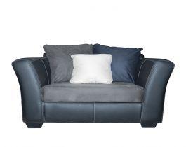 armchair, grey armchair, big armchair