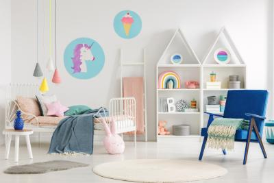 Tips For Decorating Your Kid's Bedroom