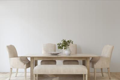 How to Set your Dining Room to Fit with the Space
