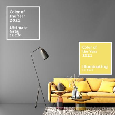2021 Color Trends to Take Your Home Décor to The Next Level