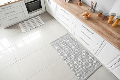 Laying the Wrong Flooring for Kitchens as an Interior Mistake
