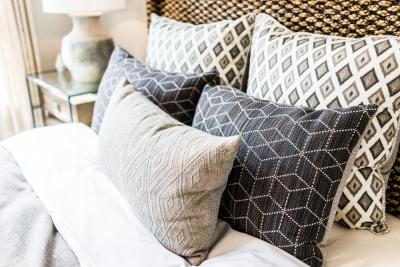 Not Having Enough Pillows in your Bedroom Can Make your Bedroom Seem Incomplete