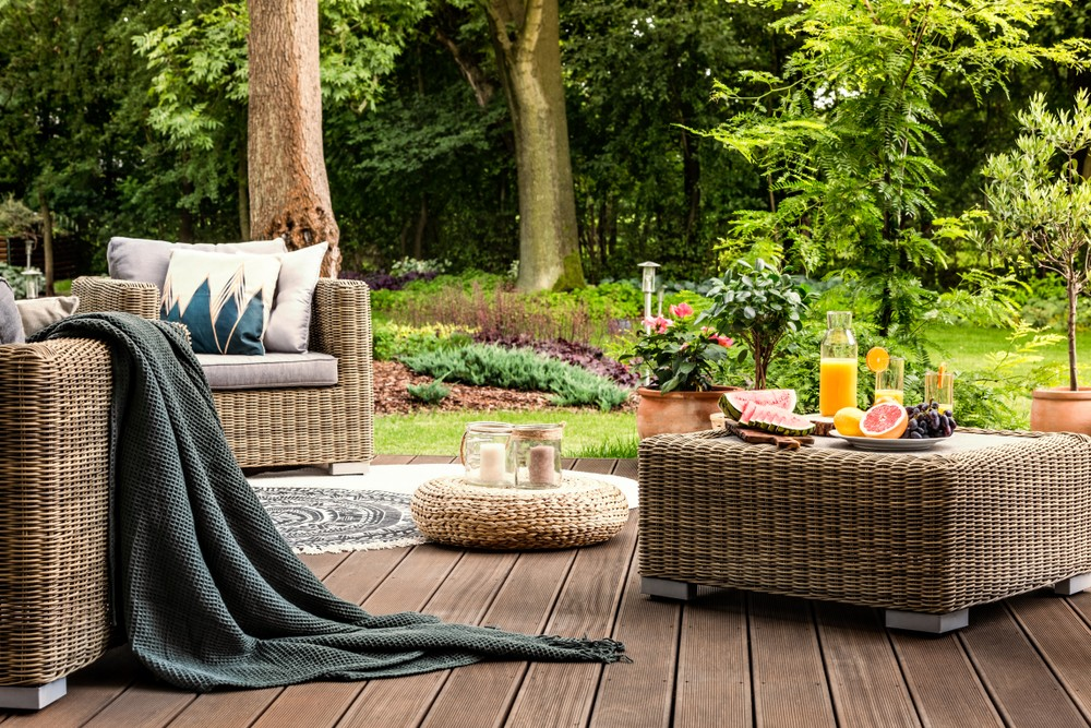 How to maintain your outdoor patio furniture?